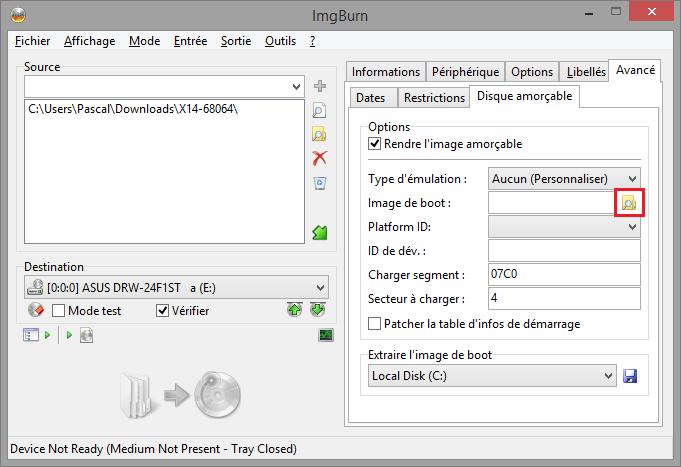 Sanstitre62395 - Comment graver un fichier ISO ?