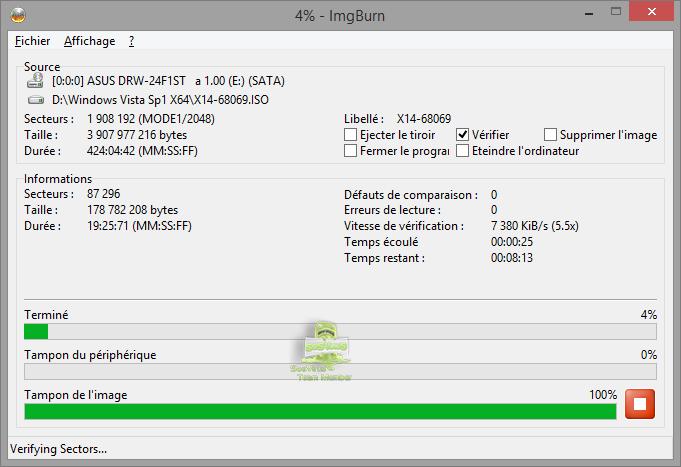 img108b8c4 - Comment graver un fichier ISO ?