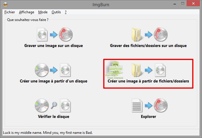 tutoimgburn107403d - Comment graver un fichier ISO ?