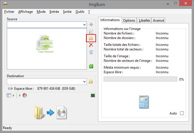 tutoimgburn112474e - Comment graver un fichier ISO ?