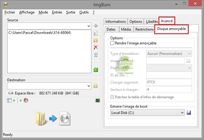 tutoimgburn13d0ef8 - Comment graver un fichier ISO ?