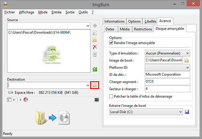 tutoimgburn16 1c0fea - Comment graver un fichier ISO ?