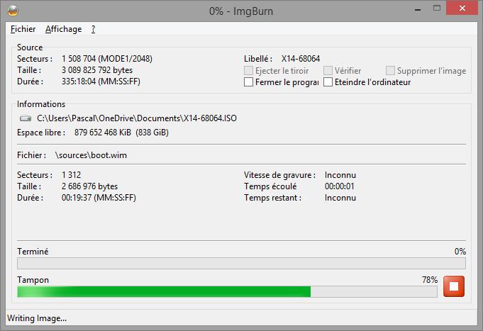 tutoimgburn207a345 - Comment graver un fichier ISO ?