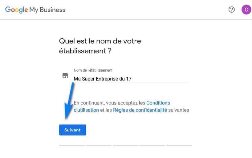2019 04 27 123401 - Créer une page Google My Business