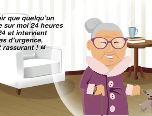 Alarme pour personnes âgées – Saujon