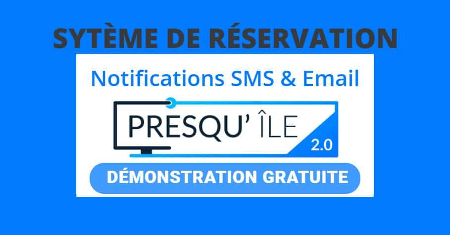 bg social demo systeme reservation