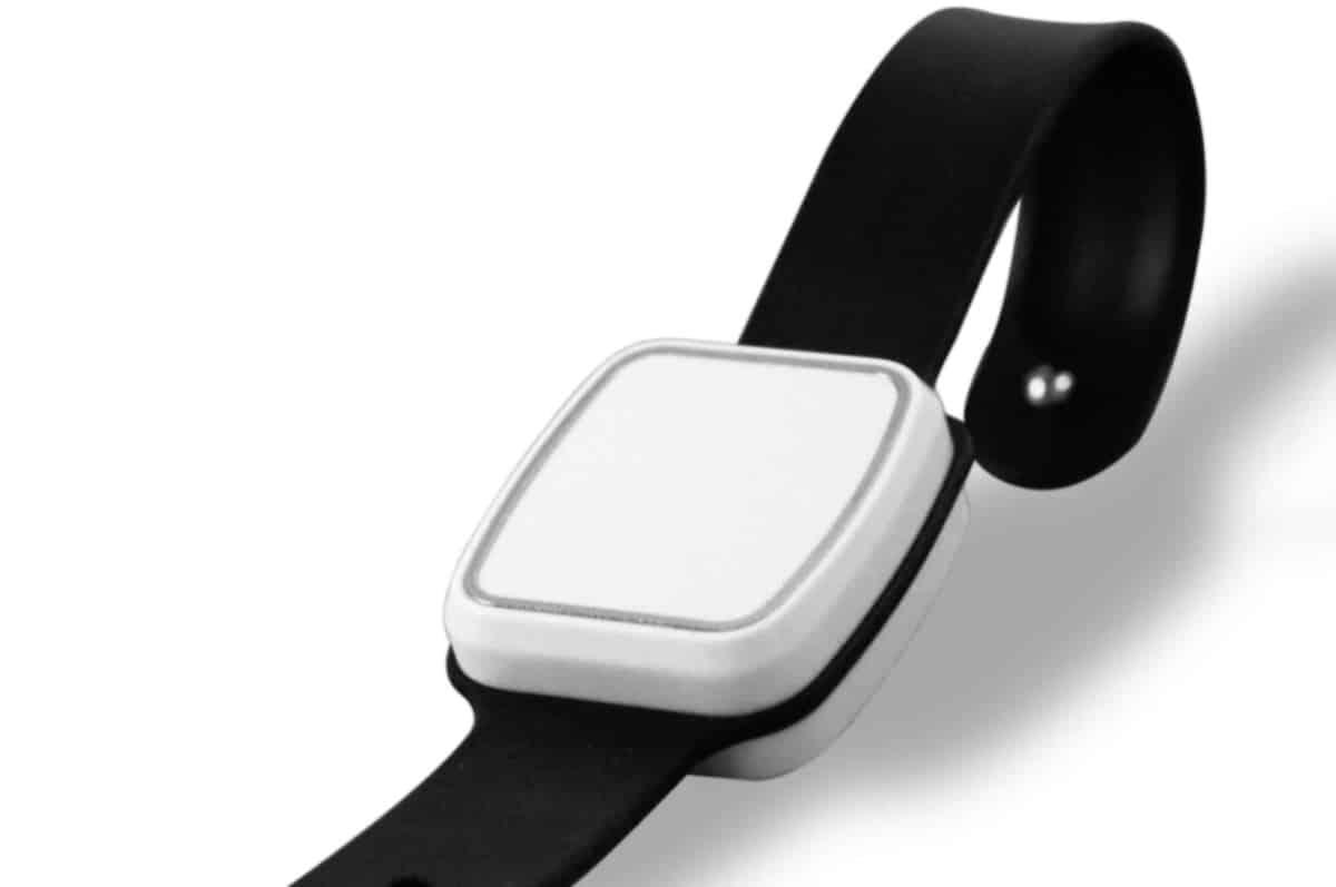bracelet alarme personne agee