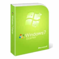 ISO Windows 7 Starter 32 Bits X86