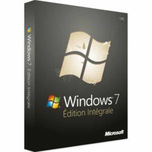 Télécharger Windows 7 intégrale 64 bits x64 ISO - Image disque