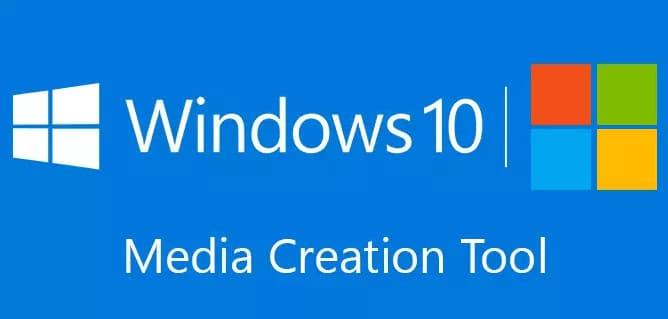 créer un fichier ISO Windows 10