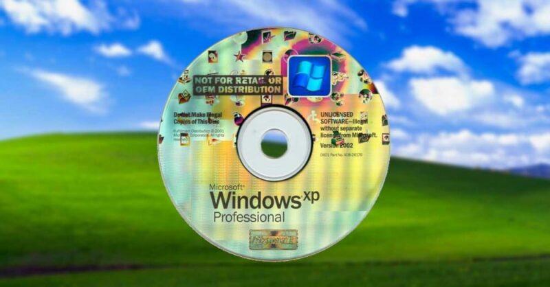 ISO Windows XP 32 Bits - 64 Bits