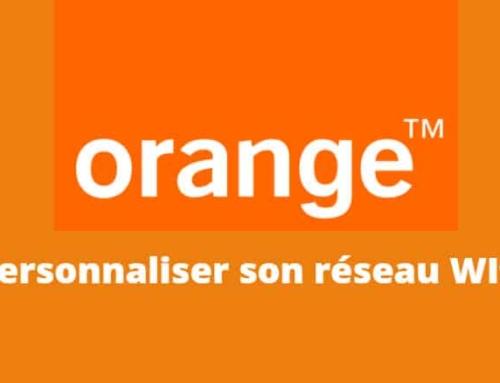 Personnaliser le Wifi de la Livebox Orange