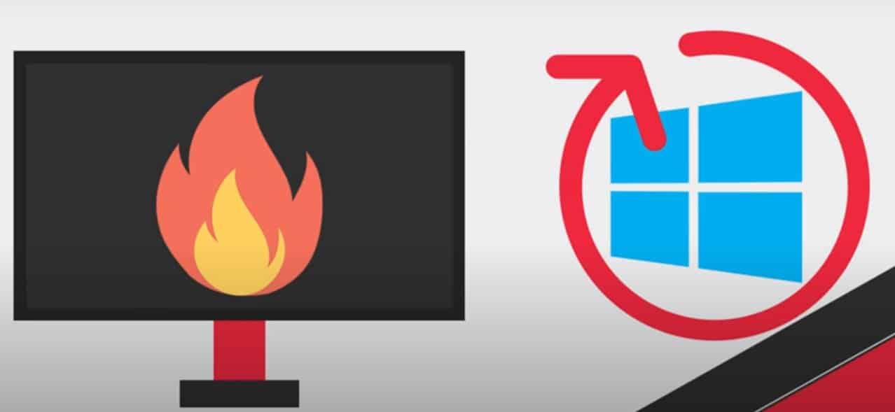 Réinitialiser Windows 10 sans perte de données