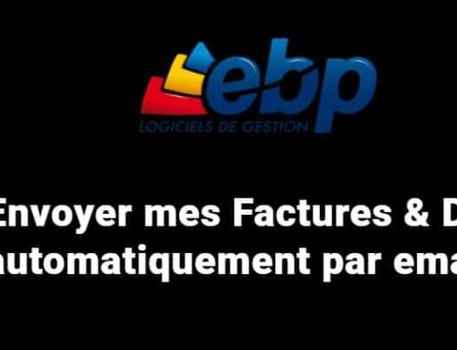EBP Envoyer Factures et Devis par email