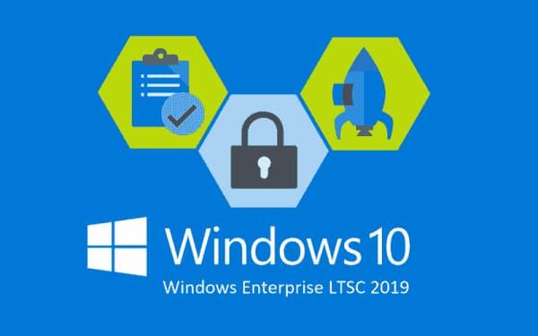 Télécharger l'ISO Windows 10 Entreprise