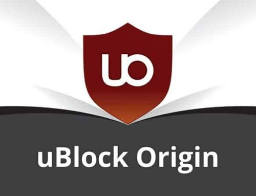 Télécharger & Installer uBlock Origin sur Microsoft Edge