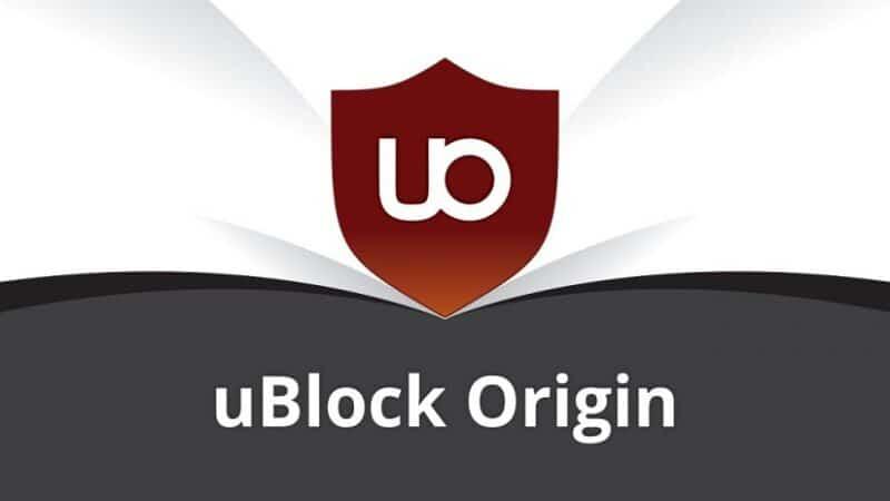 uBlock origin pour Microsoft Egde