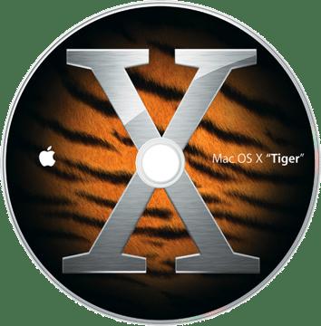 Mac OS X Jaguar ISO