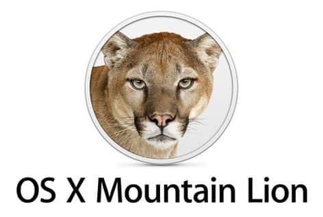 Mac OS X Mountain Lion ISO