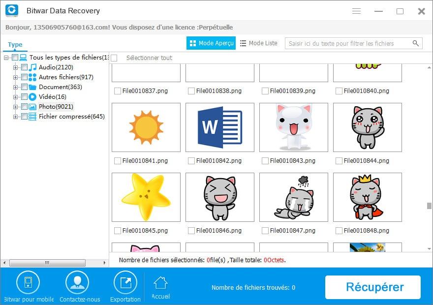 Télécharger Bitwar Data Recovery Software