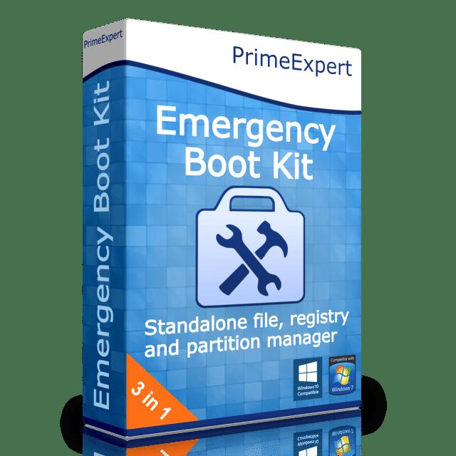 Télécharger Emergency Boot Kit