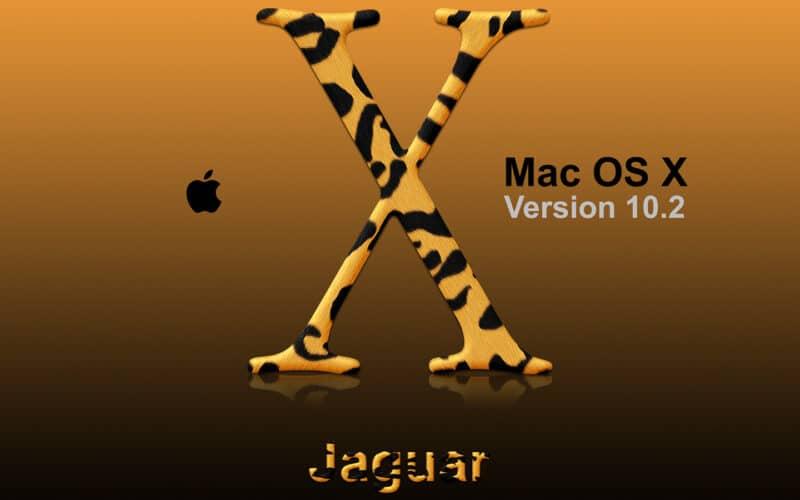 Télécharger Mac OS X Jaguar au format ISO - DMG