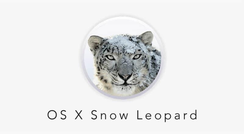 Télécharger Mac OS X Snow Leopard au format ISO - DMG