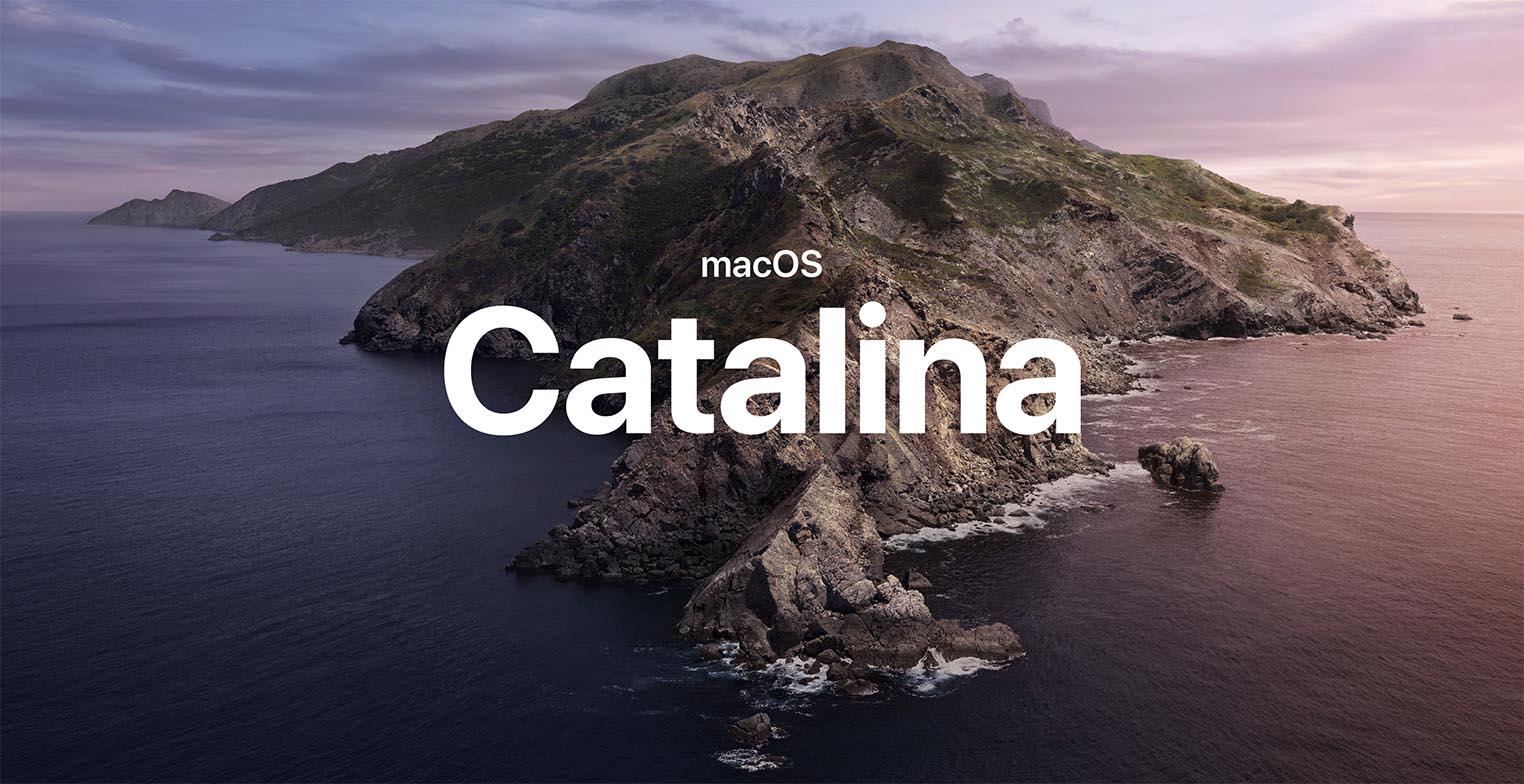 Télécharger MacOS Catalina au format ISO - DMG