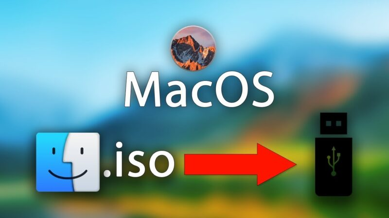Télécharger les ISO DMG MacOS mAc Os X