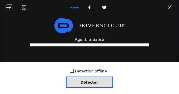 DriversCloud pour Windows 10 /8 /7