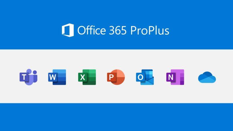 ISO Office 365 Pro Plus à télécharger