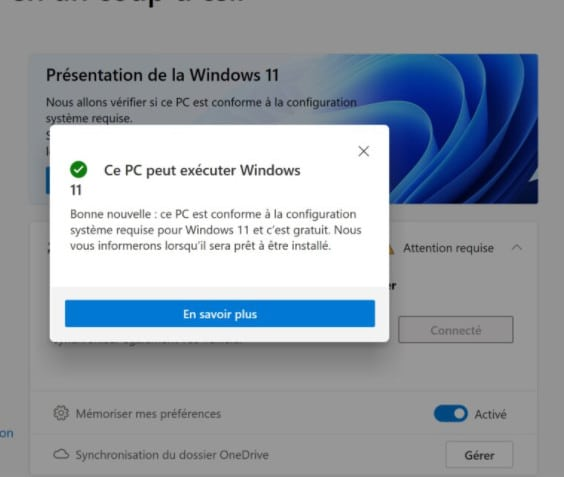 3 Méthodes pour vérifier la Compatibilité Windows 11