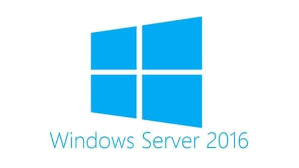 ISO Windows Server 2016