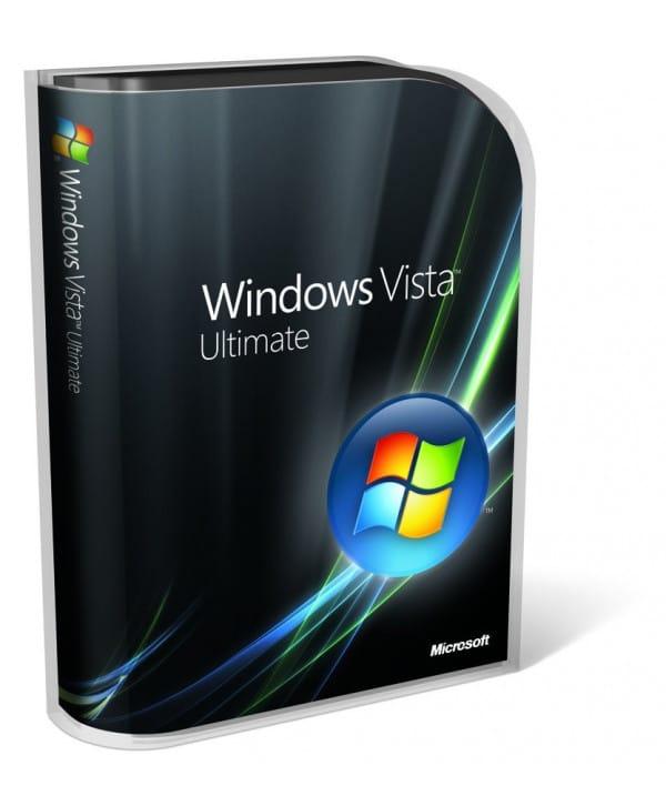 ISO windows vista integrale ultimate