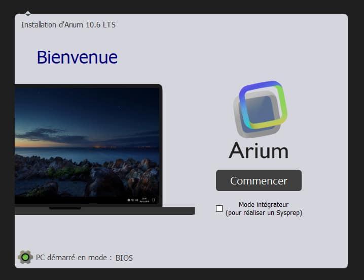 Telecharger Windows Arium