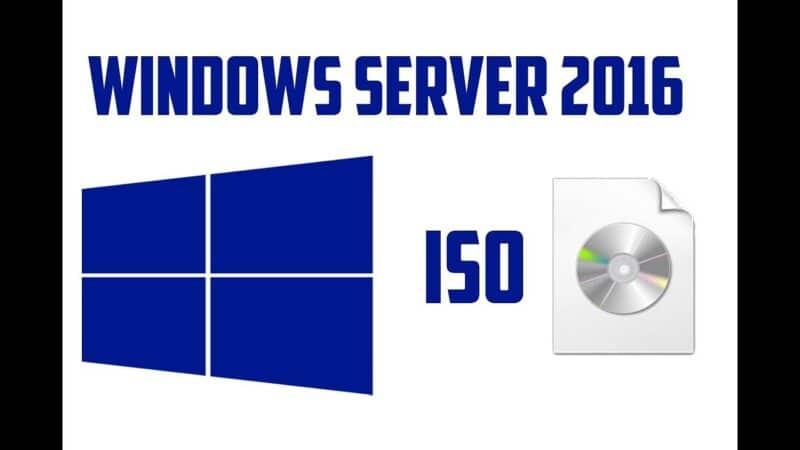 Télécharger Windows Server 2016 ISO