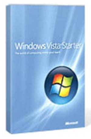 Windows Vista Starter ISO