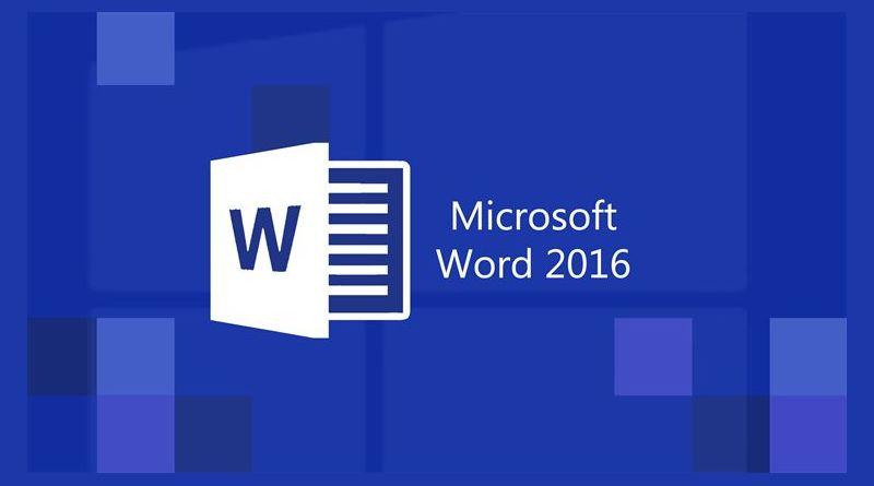 Télécharger Word 2016 gratuitement